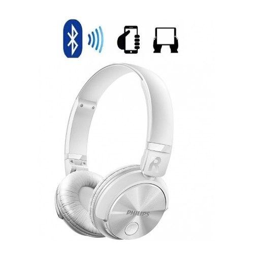Auriculares Inalámbricos Bluetooth Philips Shb3060wt/00
