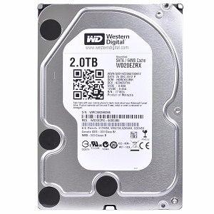 Western Digital Green 2tb Hdd Reacondicionado