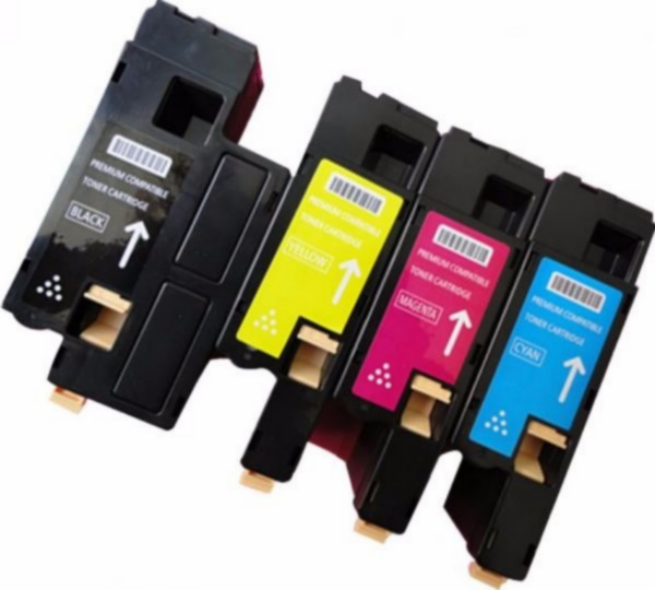PACK 4 TONER Xerox Phaser 6000 6010 6015 / 4 COLORES